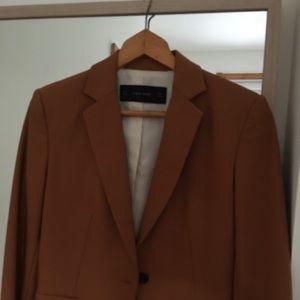 Zara taupe blazer